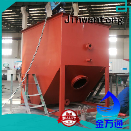Jinwantong high efficient industrial oil water separator wholesale for airport