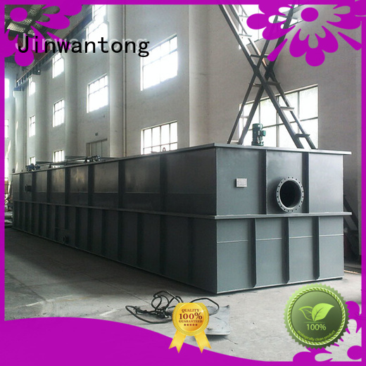 Jinwantong practical daf system wastewater treatment customized for paper mills