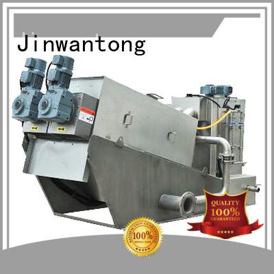 Professional Screw Press Sludge Dehydrator