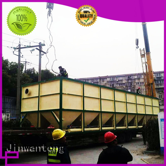 practical lamella clarifier design directly sale for heavy metal remove