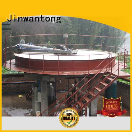 Jinwantong dissolved air flotation clarifier directly sale for tanneries