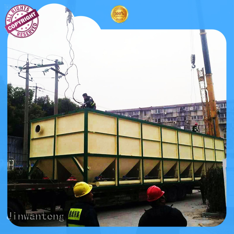 durable lamella clarifier design directly sale for food industry