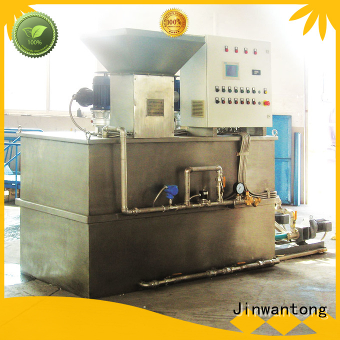 long lasting chemical dosing system design directly sale for powdered and liquid chemicals