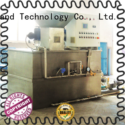 Jinwantong professional chemical dosing system factory for powdered and liquid chemicals