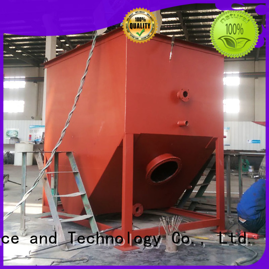 Jinwantong oil water separator tank series fpr refinery effluents