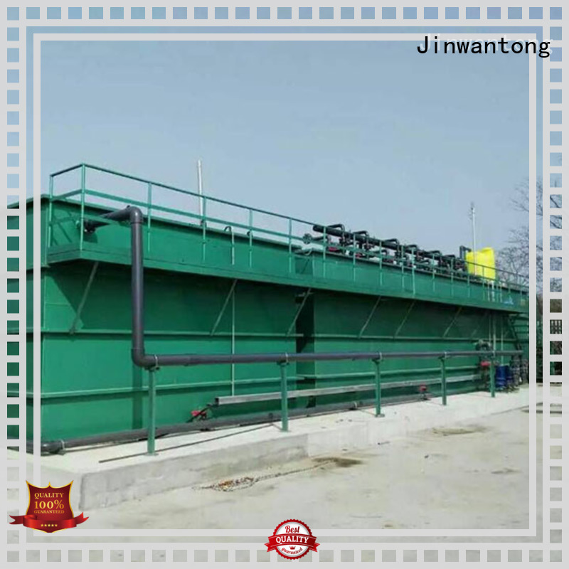Jinwantong professional wastewater treatment companies wholesale for paper industry