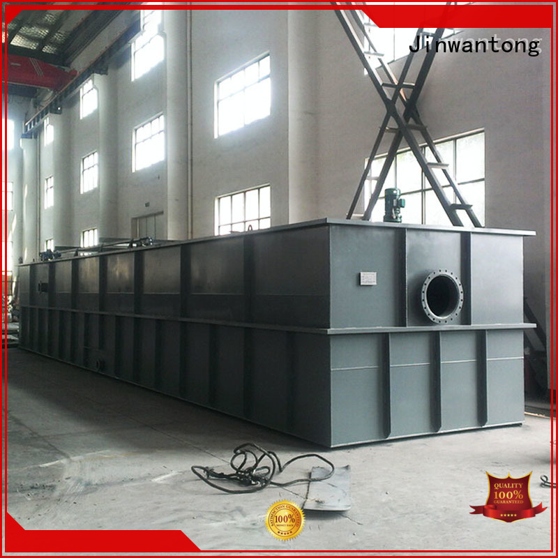 Jinwantong practical dissolved air flotation equipment wholesale for removing suspended matters