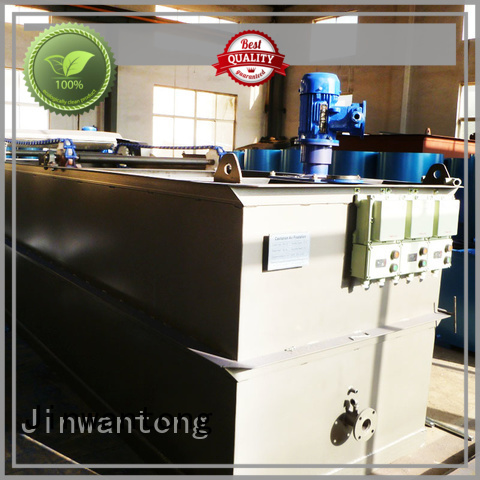 Jinwantong caf flotation equipment directly sale for oil remove