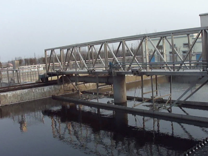 Sludge Suction Scraper Bridge