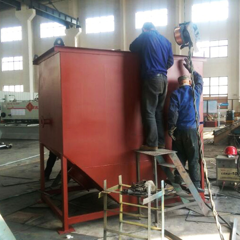 high-quality oil water separator tank directly sale for petrochemical effluents-1