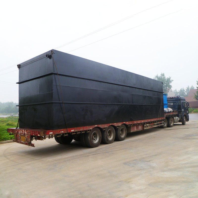High quality Package Sewage Treatment Plant