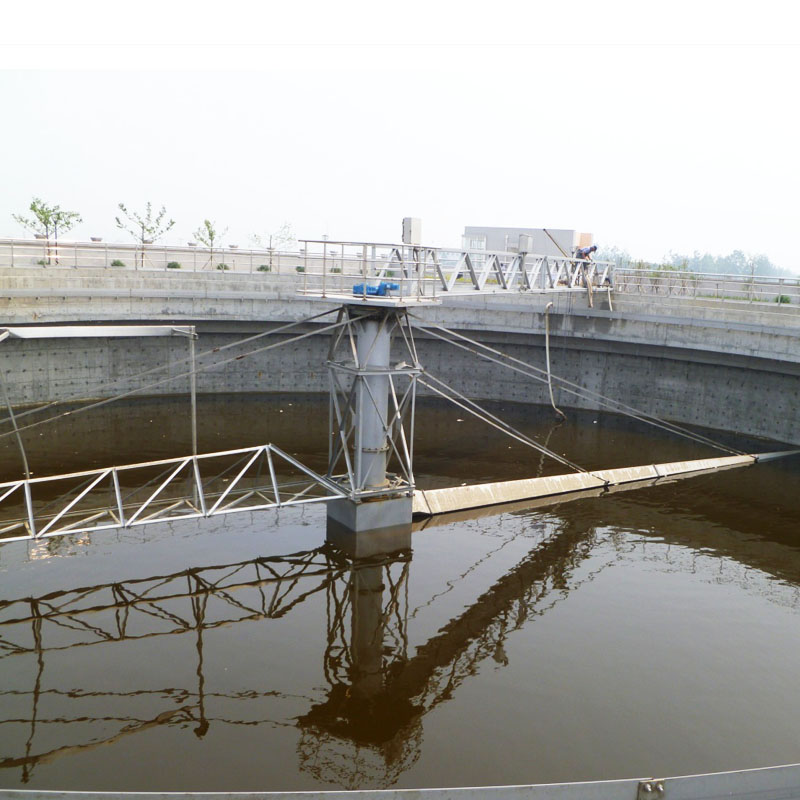 Jinwantong high strength half bridge scrapers for business for primary clarifier-2