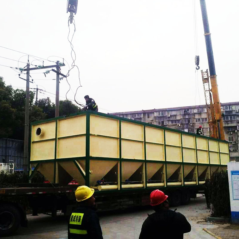 Customized High efficiency Lamella Clarifier