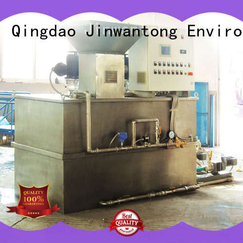 Jinwantong chemical dosing series for mix water and chemicals
