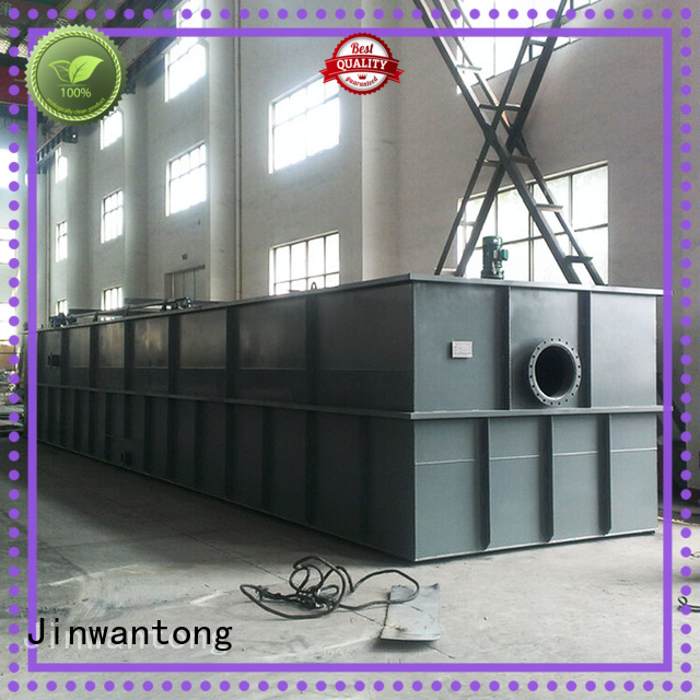 Jinwantong professional dissolved air flotation system wholesale for oily industrial