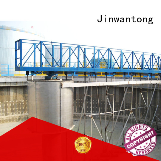 Jinwantong sludge scraper with good price for primary clarifier
