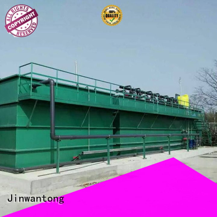 convenient mbr sewage treatment plant customized forpharmaceutical industry