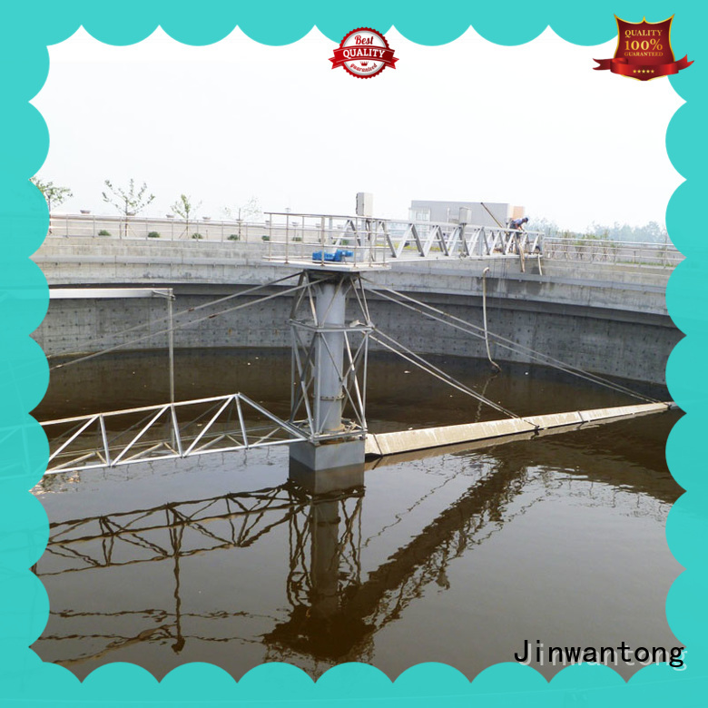 Jinwantong central drive sludge scraper wholesale for primary clarifier
