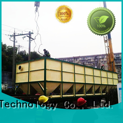 Jinwantong efficient lamella clarifier supply for food industry