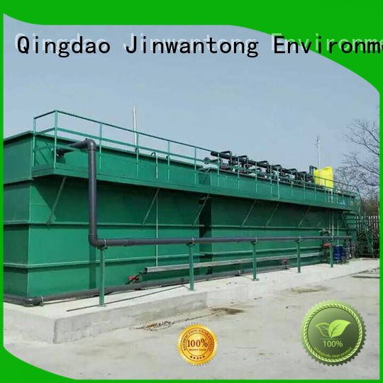 integrated wastewater treatment plant design wholesale for paper industry
