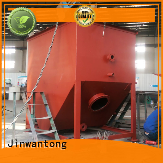 Jinwantong cpi water treatment manufacturers for airport