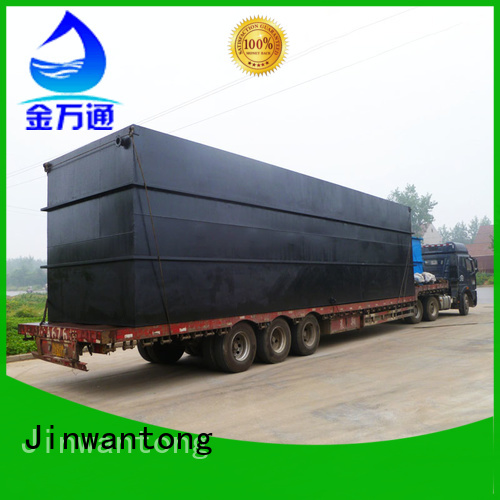 convenient best domestic sewage treatment plant factory for hospital