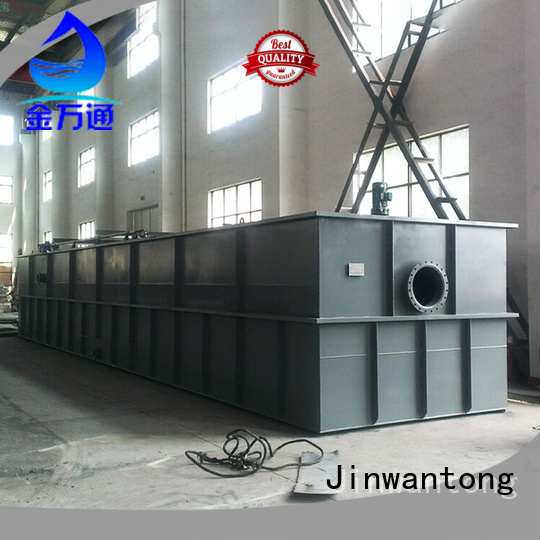 practical daf flotation customized for food processing Jinwantong