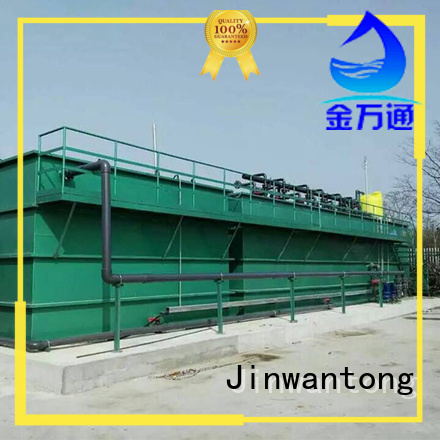 Jinwantong stable mbr system wastewater treatment for mining industry