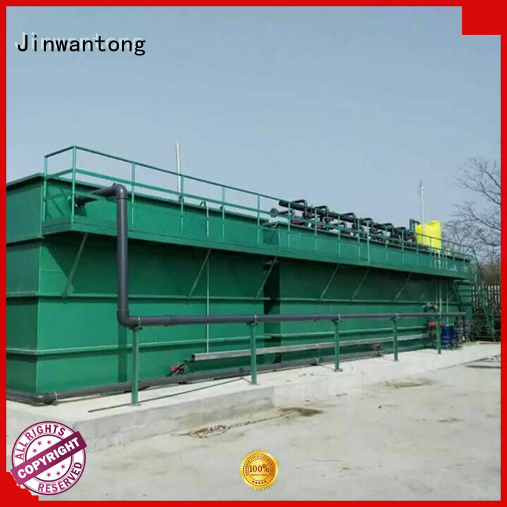 professional industrial wastewater treatment plant wholesale for food industry