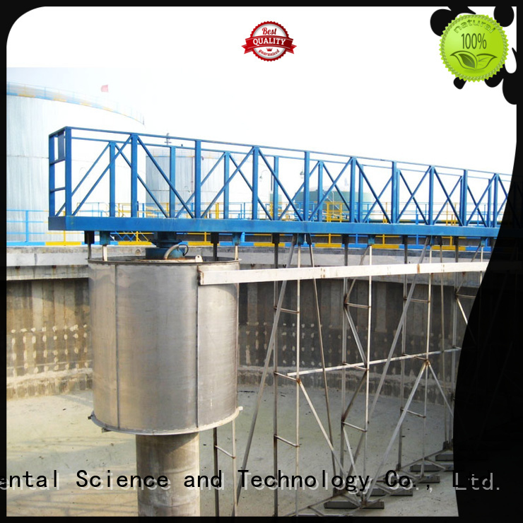high-quality central drive sludge scraper wholesale for final sedimentation tank