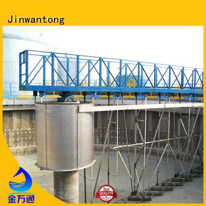 light weight sludge scraper system supplier for primary clarifier