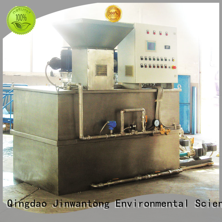 practical automatic chemical dosing system with good price for mix water and chemicals