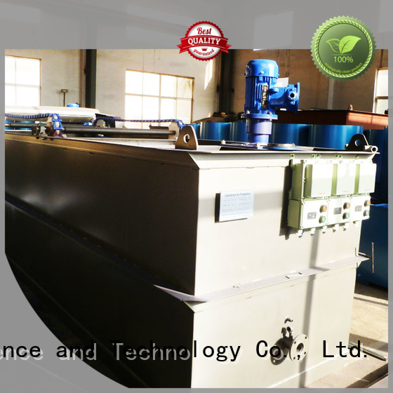 Wastewater Treatment Plant Equipment wholesale for polishing of biological treatment effluent Jinwantong