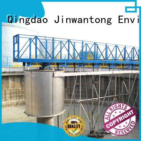 central drive sludge scraper for final sedimentation tank Jinwantong