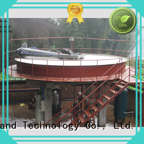 Jinwantong daf clarifier directly sale for tanneries