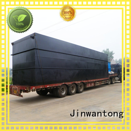 quality best domestic sewage treatment plant wholesale for hotel