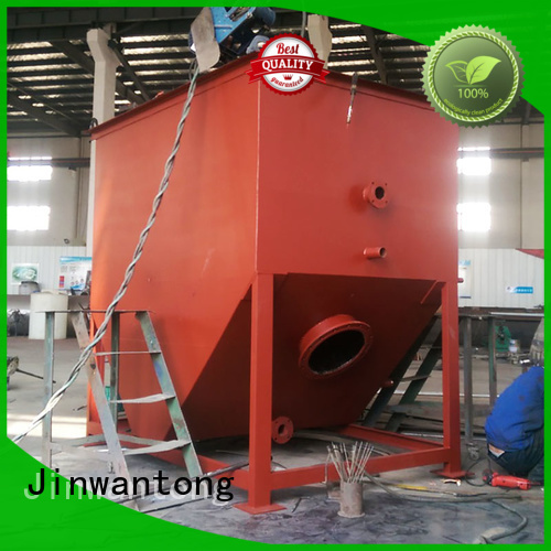 Jinwantong corrugated plate interceptor wholesale fpr refinery effluents