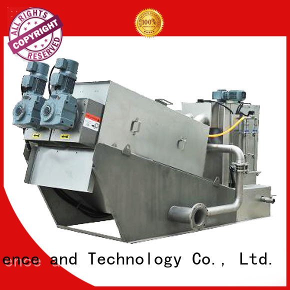Jinwantong sludge dewatering equipment wastewater manufacturer for wineries