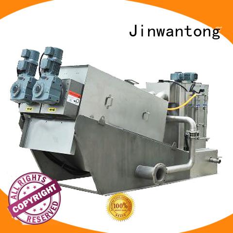 Jinwantong sludge dewatering equipment manufacturer for wineries
