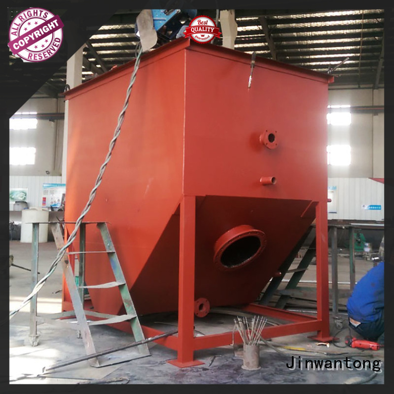 Jinwantong cpi water treatment with good price for airport