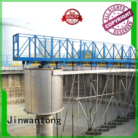 Jinwantong real sludge scraper system supplier for primary clarifier
