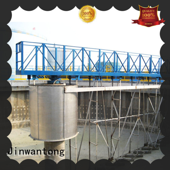 reliable bottom sludge scraper supplier for final sedimentation tank