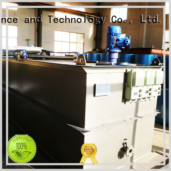 Jinwantong high effecient caf machine directly sale for product recovery