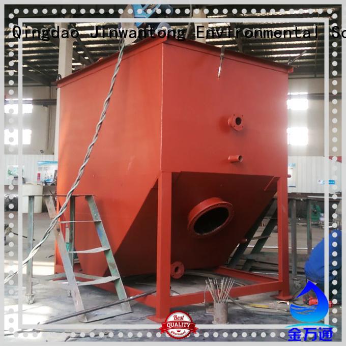 Industrial CPI Corrugated Plates Interceptor