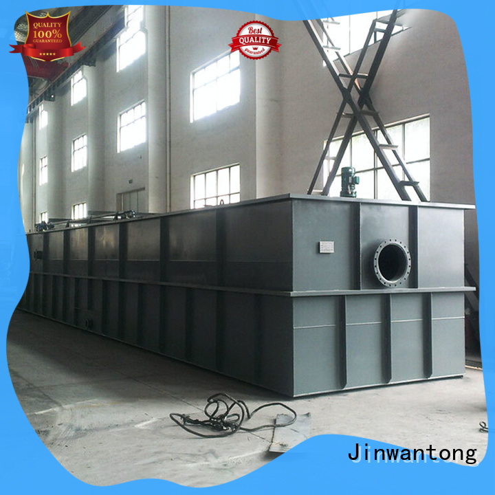 Jinwantong high effecient daf treatment customized for oily industrial