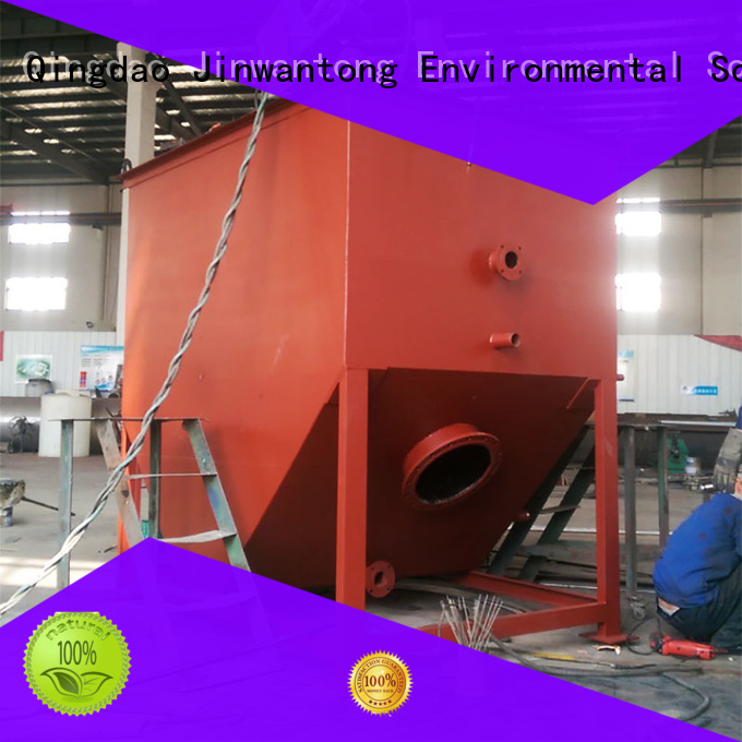 Jinwantong industrial oil water separator factory for petrochemical effluents