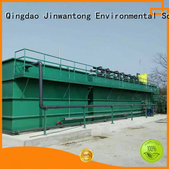 Professional MBR Wastewater Treatment Plant
