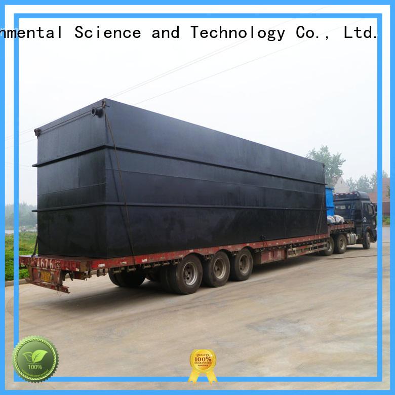 professional sewage treatment wholesale for hotel