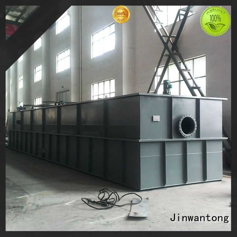 practical daf water treatment customized for paper mills