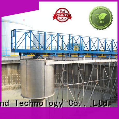 central drive sludge scraper supplier for final sedimentation tank